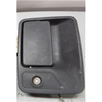 1999 - 2007 FORD F250 F350 F450 PASSENGER SIDE DOOR HANDLE IN BLACK ( OEM )