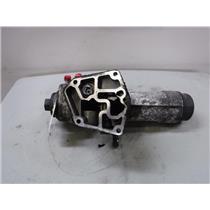 VOLSWAGEN JETTA 1.9 L DIESEL ENGINE OIL FILTER ASSEMBLY COOLER ( OEM )
