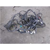 2002 - 2010 FORD F350 6.4 L DIESEL ENGINE COMP WIRE HARNESS 8C3T12A581 ( OEM )