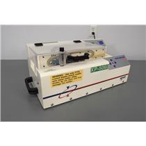 """Reed XP-5060 Sterile Tube Fuser IR Wave Biotech STFIR Weld 5/8"""" Blocks"""
