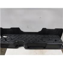 2002 - 2005 DODGE RAM SLT REGULAR CAB BEHIND SEAT STORAGE COMPARTMENT BLACK OEM