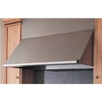 Dacor 48 Inch Halogen Lights Wall Mounted Stainless Hood EHDR4818SCH