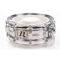 "Rogers DynaSonic 14' x 5"" Snare Drum ""Big R"" Badge Ray Luzier Korn #33001"