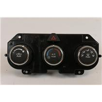 13-18 Dodge Ram 2500 Manual Climate Temperature Control Unit with A/C Defrost