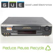 Sony SLV-N50 Hi-Fi Stereo VHS VCR Player/Recorder