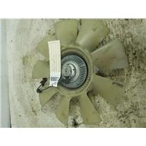 2003-2007 F350 6.0L powerstroke diesel clutch fan tag as13968