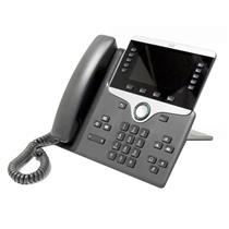 Cisco CP-8841-K9 5 Programmable Line Key 5 inch. Color VoIP Phone SIP