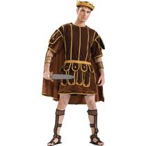 Roman Senator Soldier Gladiator Adult Costume