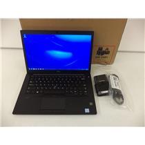 """Dell Latitude 7480 i5-6300U 2.4GHz 8GB 256GB M.2 SSD 14"""" FHD W7P64"""