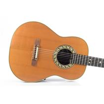 Ovation 1713 Classic Classical Acoustic-Electric Guitar Carlos Rios #33995