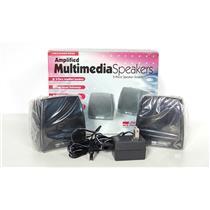 6cbd1104fec New Micro Innovations Amplified Multimedia Speakers