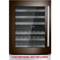 "Thermador 24"" Dual Zone CP SoftClose Left-Hinge Wine Refrigerator T24UW900LP"