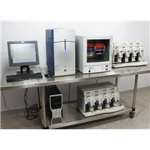 Used: Affymetrix GeneChip 3000 7G Microarray Scanner Autoloader Oven 645 Fluidics 450