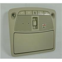 2016-2018 Infiniti Q50 Overhead Console Sunroof Switch Lights MIC SOS Button