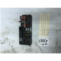 2009  Mercedes ml320 3.0L diesel relay fuse box p/n a1645403072 as43897