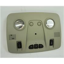 07-17 GMC Acadia 09-17 Traverse Sunroof Switch Overhead Console Garage Opener
