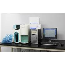 Innovatis Cedex HiRes Cell Analyzer Trypan Blue Cell Counter w/ PC & Software