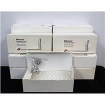 BIAcore BR-1000-11 Autosampler Vial Kits and Crimp Caps w/Septa 1.7ml-9mm O.D.