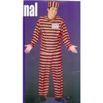 Pony Express Criminal Costume Standard Size