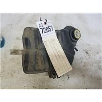 2003-2007 F350 6.0L powerstroke coolant resevoir tag as72057