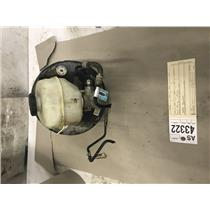 2011-2013 Ford F350 6.7L  master cylinder and hydro boost as43322