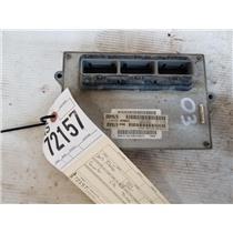 2003 Dodge Ram 2500 3500 5.9L cummins computer Part#56040478ad tag# as72157