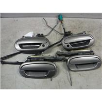 1998 - 2003 FORD F150 LARIAT CREWCAB EXTERIOR PAINTED DOOR HANDLES (BEIGE)
