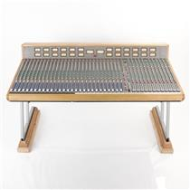 Trident London T24 28x24x24 28 Ch 24-Bus Recording Console Mixer w/ Stand #35056