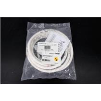 "NEW: Amvex Medical White 10 ft Hose Assembly US VAC DF-DF N-DEHP 1/4"" w/Warranty"