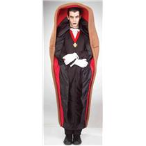 Forum Novelties Men's Drac In The Box Costume