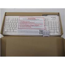 Seal Shield SSWKSV207 Silver Seal Medical Grade Keyboard White USB - NOB