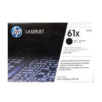 New HP LaserJet 61X Black High Volume Print Cartridge