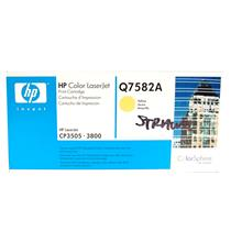 New HP Color LaserJet Yellow Q7582A Print Cartridge