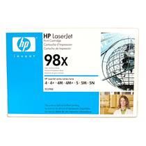New Genuine HP Color LaserJet Print Cartridge 98X 4 | 4+ | 4M+ | 5 | 5M | 5N