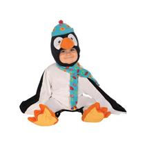 Forum Novelties Plush Penguin Child Costume, Infant Size 1-2