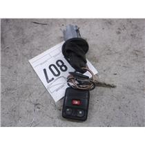 1999 - 2002 FORD F350 F250 7.3 DIESEL IGNITION CODED KEY OEM