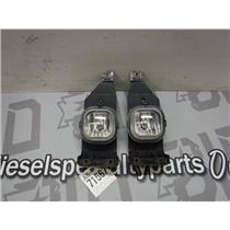 2005 - 2007 FORD F350 F250 OEM FOG LAMPS DRIVING BRACKETS OEM