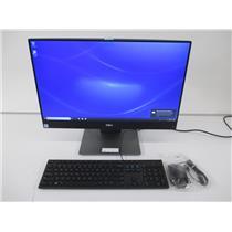 "Dell J12YD OptiPlex 7460 23.8"" AIO Core i5-8500 3GHZ 8GB 500GB Touch W10P w/WARR"