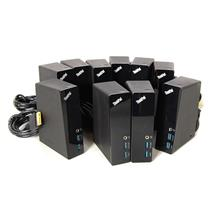 Lot of 10 Lenovo DU9033S1 OneLink Pro Dock