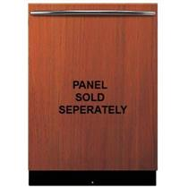 """Viking 24"""" 12 Place Settings 50 dB PR Fully Integrated Dishwasher FDW103WS"""