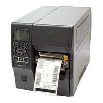 Zebra ZT410 ZT41042-T31A000Z Thermal Barcode Printer Network WiFi Peel Rewind