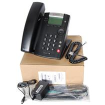 NEW Polycom VVX 201 Desktop 2 Line  VoIP Phone 2200-40450-001