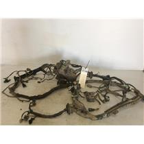 2011-2013 Ford F350 engine compartment wiring tag as31744 bc3t 12a581 b6ej3 sa