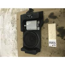 2008-2013 Ford F350  Lariat factory sub and amplifier as53850 7c3t-18c804-BC3gax