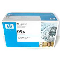 New Genuine HP LaserJet 09A Black Print Cartridge C3909A