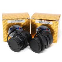 Lot of 2 New Computar Vari Focal TG4Z2813FCS 2.8-12MM F1.3 TV Lenses