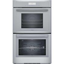 """Thermador 30"""" SS Wi-Fi SoftClose Door Self Clean Double Steam Oven MEDS302WS"""
