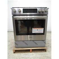 "Bosch 800 Series 30"" 18000 BTU Burner 4.8 cu. ft Slide-In Gas Range HGI8054UC (11)"