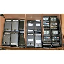 "Lot 256 4.3"" HTC HD2 T8585 HTC SENSE Windows Mobile GSM Smartphone AS IS! L@@K!"