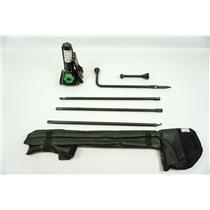 99-15 Chevy Silverado GMC Sierra Dually Jack Assembly Lug Wrench Rods Tool Bag